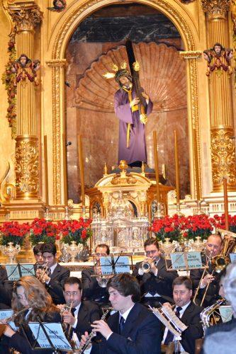 Concierto basílica del Gran Poder (I)